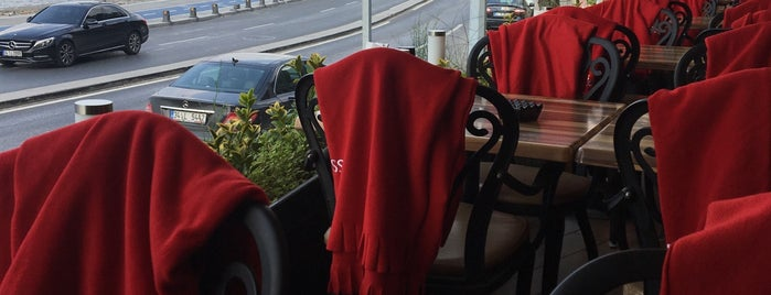 BENELUX Restaurant & Nargile is one of POTANSİYEL.