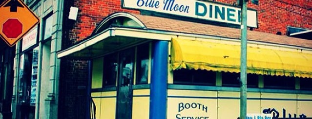 Blue Moon Diner is one of New England.