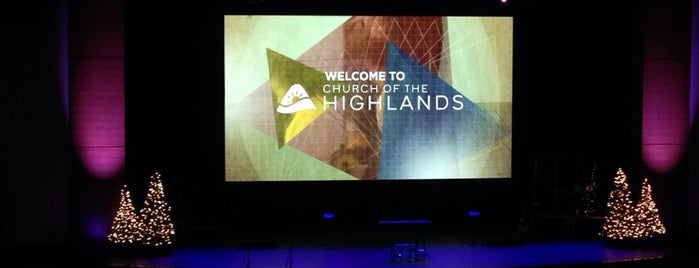 Church of the Highlands - Montgomery Campus is one of Locais curtidos por danielle.