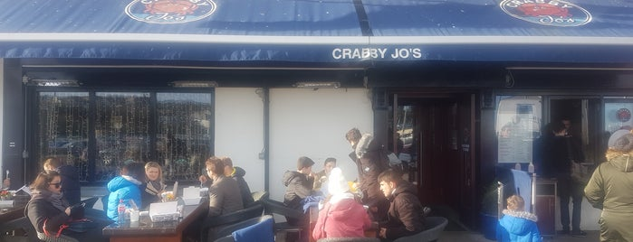 Crabby Joe's is one of Dublin: Favourites & To Do.