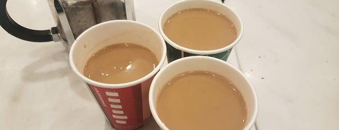 Starbucks is one of Altuğ : понравившиеся места.