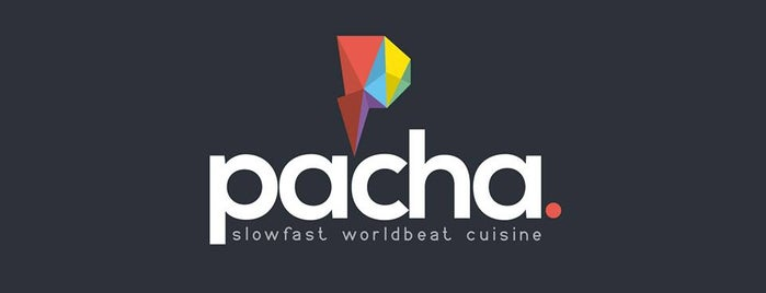 Pacha Slowfast Worldbeat Cuisine is one of Lieux sauvegardés par Ricardo.
