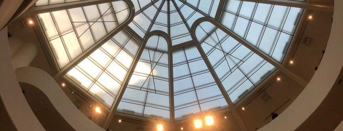 Guggenheim Store is one of Will'in Beğendiği Mekanlar.