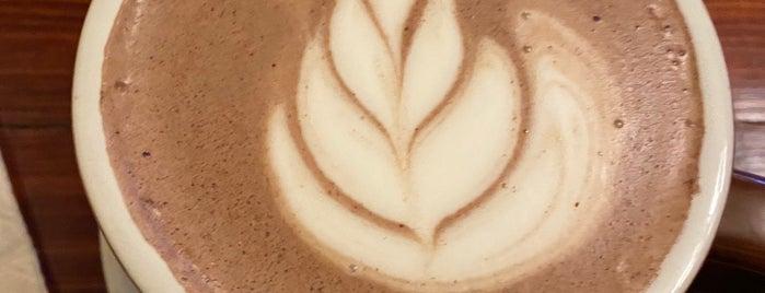 María Cafe is one of Lugares guardados de NoheMa.