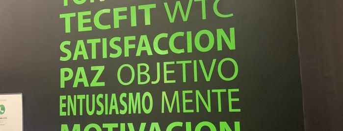 TecFit is one of CDMX deporte.