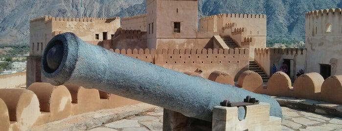 Nakhal Fort is one of Giselle'nin Beğendiği Mekanlar.
