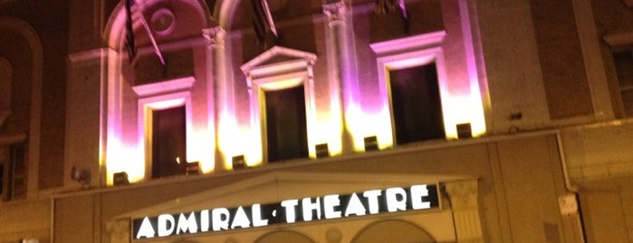 Admiral Theatre is one of Chi-Town.