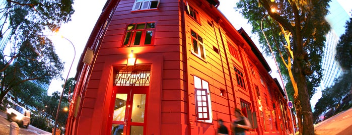 Red Dot Design Museum Singapore is one of #myhints4Singapore.