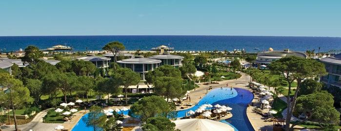 Calista Luxury Resort is one of ** TRAVELLERS ' 2 **.