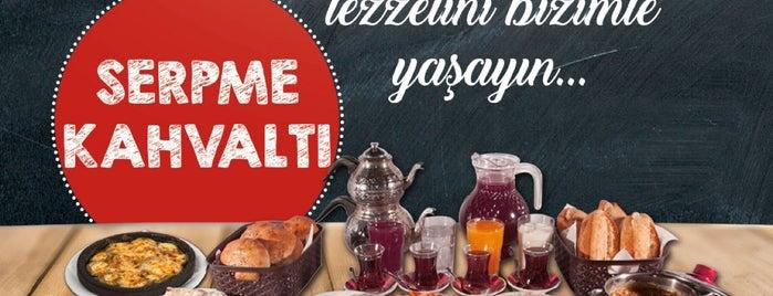 Pelitli Bahçe is one of Konya'da Café ve Yemek Keyfi.