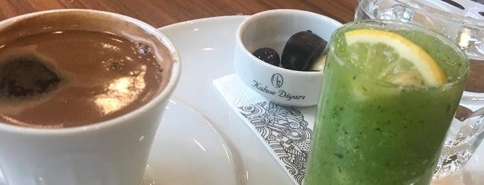 Kahve Diyarı is one of Konya'da Café ve Yemek Keyfi.
