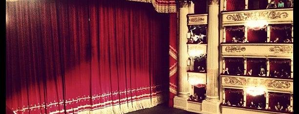 Teatro alla Scala is one of Italia.
