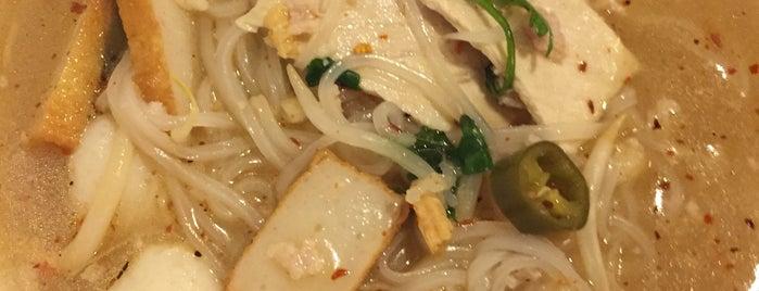 Boran - Classic Thai Street Food is one of Tempat yang Disukai Stefen.