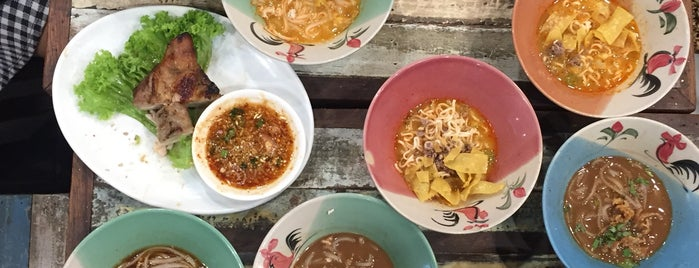 Boat Noodle is one of Locais curtidos por Jeremy.