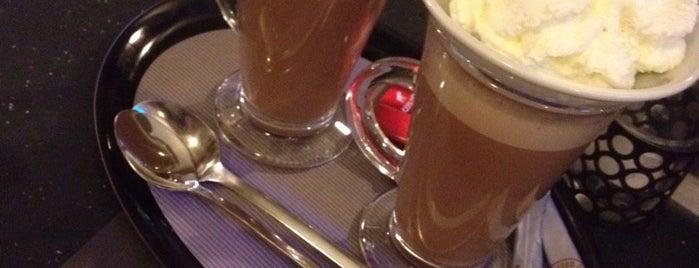 Break cafe is one of Locais salvos de D.