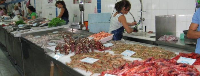Mercado da Quarteira is one of Mich.
