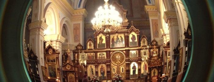 Свято-Покровский кафедральный собор is one of Белоруссия.