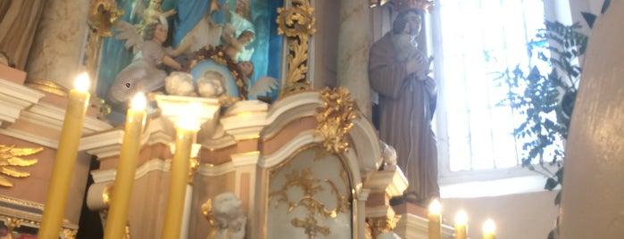 Монастырь францисканцев (Костел Девы Марии Ангельской) is one of Белоруссия.