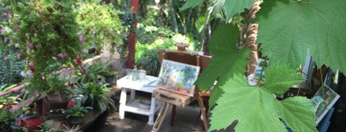 Secret Art Garden is one of Khao Yai.