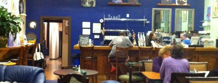 Corvid's Cafe is one of Lugares guardados de Brian.
