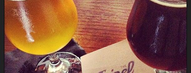 The Tripel is one of Beer LA.