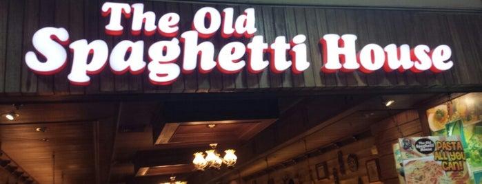 The Old Spaghetti House is one of Kath'ın Beğendiği Mekanlar.