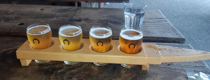 Parsons Brewing Company is one of Out of Towning - discover Ontario.