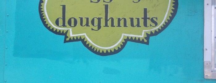 Diggity Doughnuts is one of Lugares guardados de Christine.