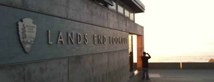 Lands End Lookout is one of San Francisco, CA Spots.