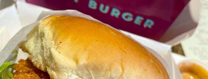 PLNT Burger is one of DC Vegetarian.