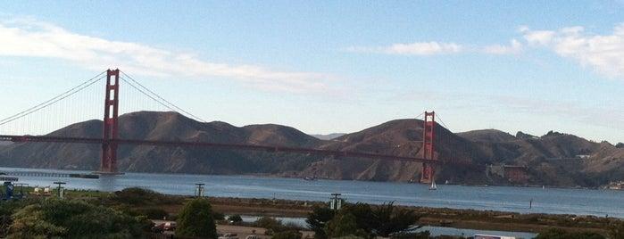 Presidio di San Francisco is one of San Francisco, CA Spots.