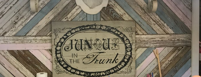 Junque In The Trunk is one of Waco, TX.