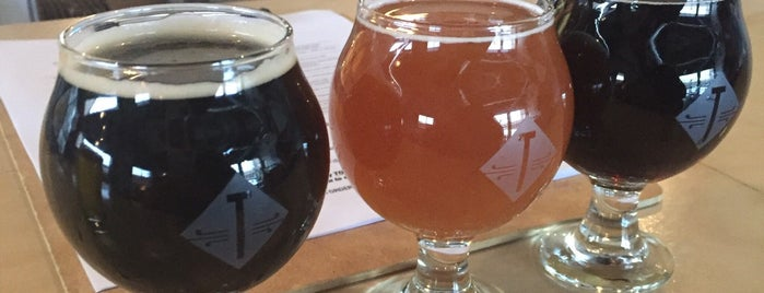 Temperance Beer Company is one of Chicago area breweries.