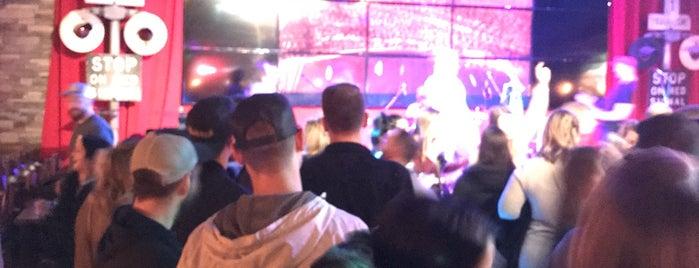 Jason Aldean's Kitchen + Rooftop Bar is one of Nashville.