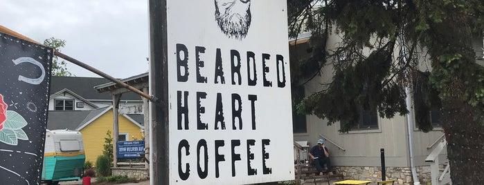 Bearded Heart Coffee is one of Door county.