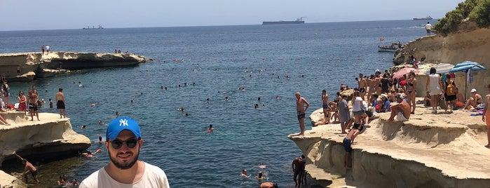 St. Peter's Pool is one of Malte to do.