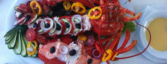 Marina Balik Restaurant is one of Istanbul - lunch & dinner.