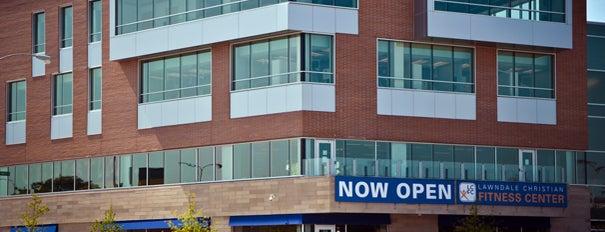 Lawndale Christian Fitness Center is one of Orte, die Lisa gefallen.