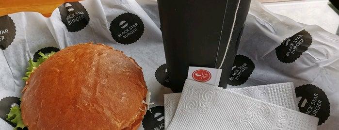Black Star Burger is one of Краснодар.