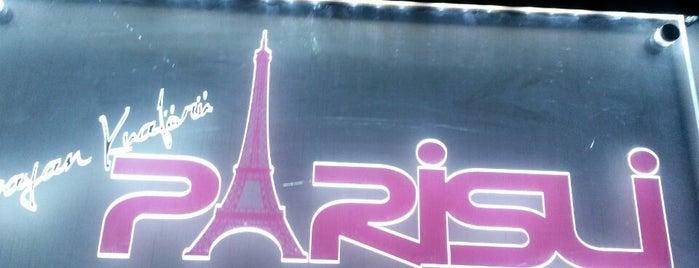 Parisli Sezer is one of Tempat yang Disukai Gizem.