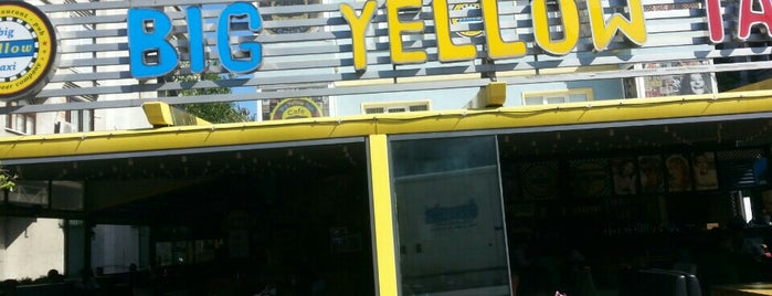 Big Yellow Taxi Benzin is one of İstanbul 2.