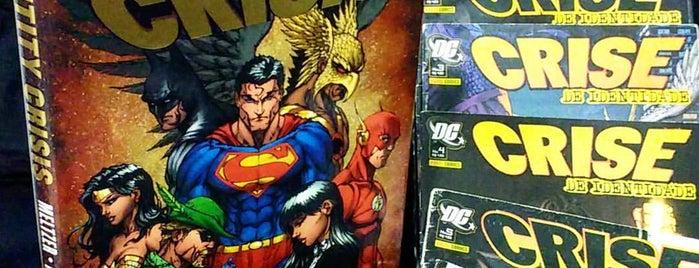 Bazinga Comics is one of Santiago Centro 2.