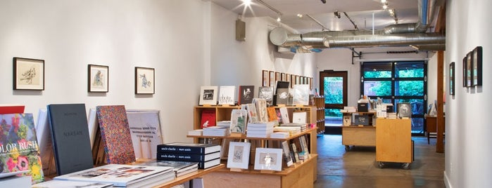 Ampersand Gallery & Fine Books is one of PDX Favorites.