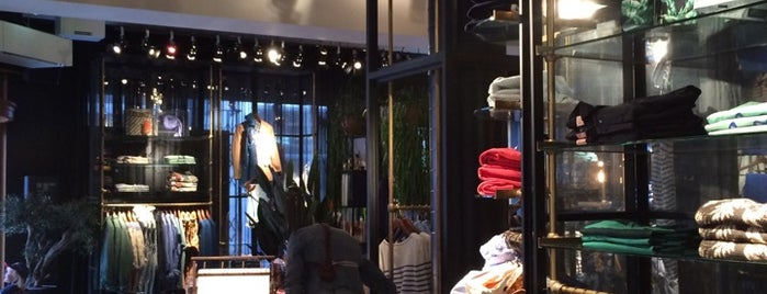 Scotch & Soda is one of Amsterdam, The Netherlands.
