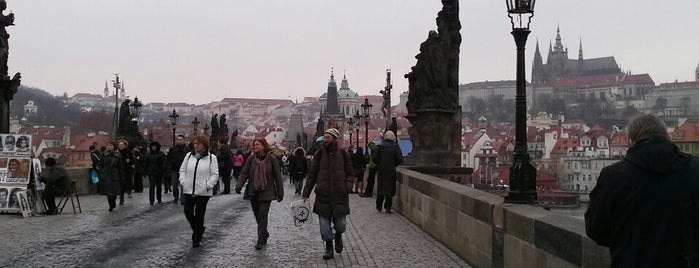 Karlův most | Charles Bridge is one of Praha | Prague.
