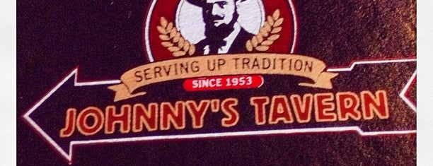 Johnny's Tavern is one of ❤️.