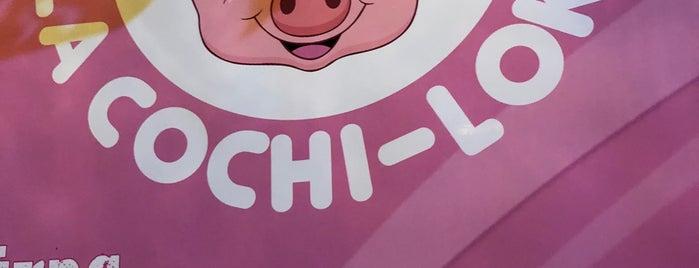 La Cochi-loka is one of Lieux qui ont plu à Violet.