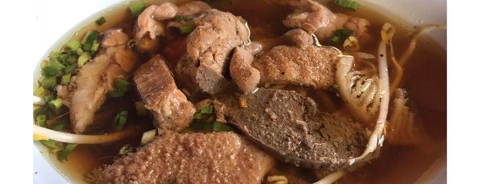 เชลล์โภชนา is one of Beef Noodle in Bangkok.
