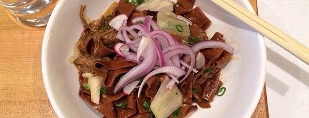 Momofuku Noodle Bar is one of NYC: Favorite restaurants & brunch spots!.