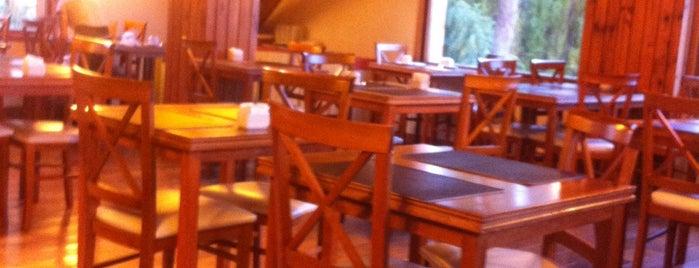 Mirador Del Lago Hotel is one of Locais curtidos por Aline.